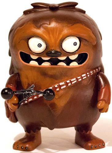 Choco_chewbacca-manly_art-choco-toy2r-trampt-80460m