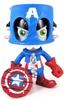 Captain America Mork