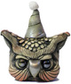 Party Owl - Steel Stare
