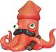 Sir Inkwell (The Gentleman Squid)