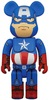 Captain America Be@rbrick - 400%