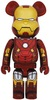 Iron Man Mark VII Be@rbrick - 1000%