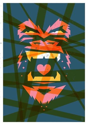 Gorilla-kronk-screenprint-trampt-82634m