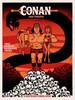 Conan and Friends (Print)