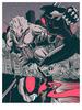 Ultra Trisaurus vs Ōkami Alpha Type