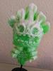 Flatwoods Monster Skeleton - Green