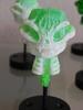 Budcat Skeleton - White/Green
