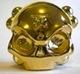 Gold Skullhead #1