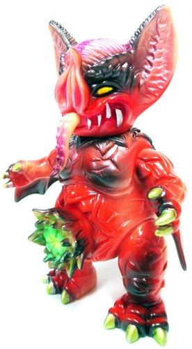 Mockbat_-_red_fuzz-paul_kaiju-mockbat-self-produced-trampt-84199m
