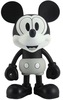 Classic 1928 Mickey Mouse - In Monochrome