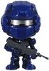 Halo 4 - Blue Spartan Warrior