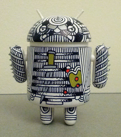 Samurai-howie_green-android-trampt-86320m