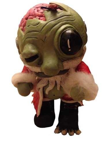 Santa_gores_all_i_want_for_christmas_is_brains-stoocol-munny-kidrobot-trampt-86761m