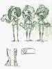 3 Nurses Sketch