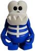 Skull Ko-Chan - Blue