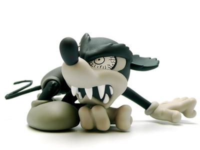 Mickey_mouse_runaway_brain_bw_version-disney-mickey_mouse_runaway_brain-medicom_toy-trampt-87355m