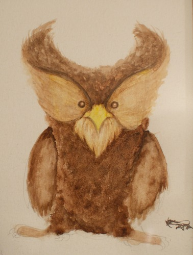 Owl_study-vanessa_ramirez-watercolor-trampt-88981m