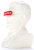 Gipper Reagan Bust - White