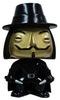 V For Vendetta - Gold