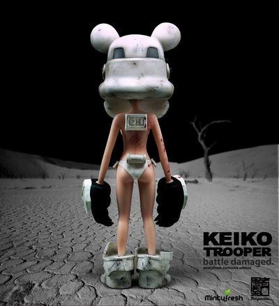 Battle-damaged_keiko_trooper-alan_ng-keiko-fools_paradise-trampt-89137m