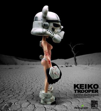 Battle-damaged_keiko_trooper-alan_ng-keiko-fools_paradise-trampt-89138m