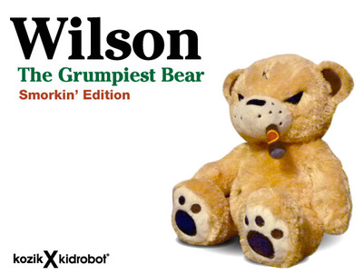 Wilson_the_grumpiest_bear_-_smorkin_edition-frank_kozik-plush-kidrobot-trampt-89693m