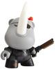 Radiated_rhino_-_black-huck_gee-dunny-kidrobot-trampt-91368t