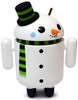 Flakes Android Snowman