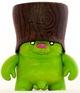 Teddy's Got Wood - Green