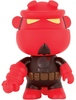 Hellboy Mini Qee - Red