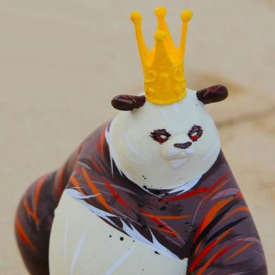 Panda_king_-_808monarch-woebots_aaron_martin-panda_king-silent_stage_gallery-trampt-93822m