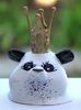 PANDA KING HEAD