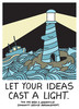 Let Your Ideas Cast A Light