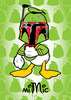 Boba Duck - Green Variant