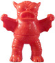 Standing Mini Greasebat - Unpainted Red