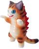 Kaiju_negora_-_brown_stripe-tttoy_konatsu-kaiju_negora-max_toy_company-trampt-95462t