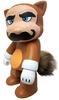 Raccoon Tanooki Mario - Handlebar
