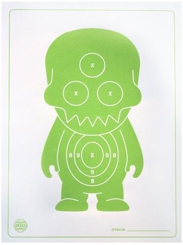 Tongueless_gohst_target_print_-_green-ferg-screenprint-trampt-97200m