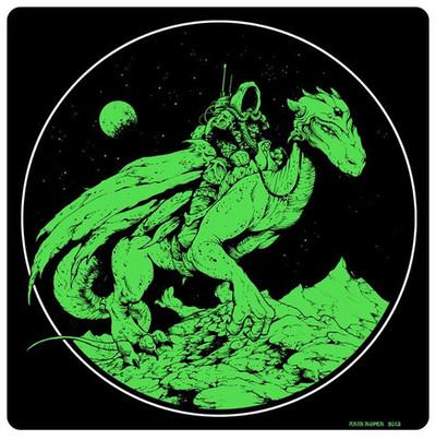 Dragonaut-arik_roper-screenprint-trampt-97357m