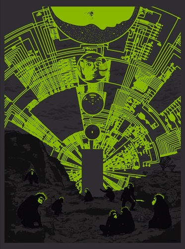 Its_full_of_stars-raid71_chris_thornley-screenprint-trampt-97476m