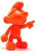 Les Schtroumpfs - Orange/DIY