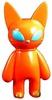 Koneko - Orange/Blue eye