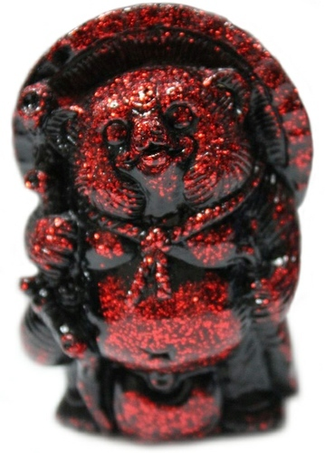 Mini_tanuki_-_red_lam-realxhead_mori_katsura-mini_tanuki-realxhead-trampt-98888m