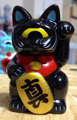 Mini_fortune_cat_-_black_wblue_ears-realxhead_mori_katsura-fortune_cat-realxhead-trampt-99025m