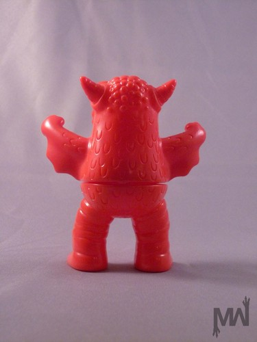 Standing_mini_greasebat_-_unpainted_red-jeff_lamm-mini_greasebat-monster_worship-trampt-99976m