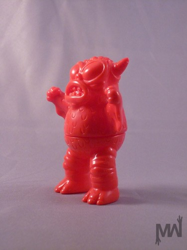 Standing_mini_greasebat_-_unpainted_red-jeff_lamm-mini_greasebat-monster_worship-trampt-99977m