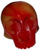Paper + Plastick Skull - Pentimento Variant (Sun)