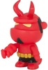 Hellboy Mini Qee - Red with Horns