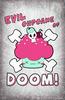 Evil Cupcake of DOOM!