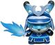 Blue Fox Samurai